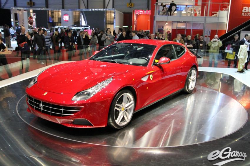 Ferrari FF Geneva 2011 Geneva Motor Show