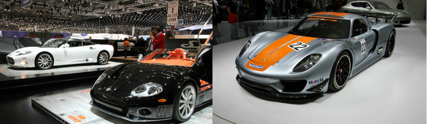 Geneva motor show2011 Geneva Motor Show
