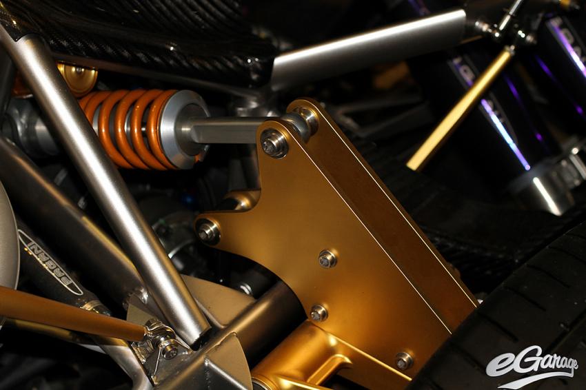 Pagani Geneva Motor Show
