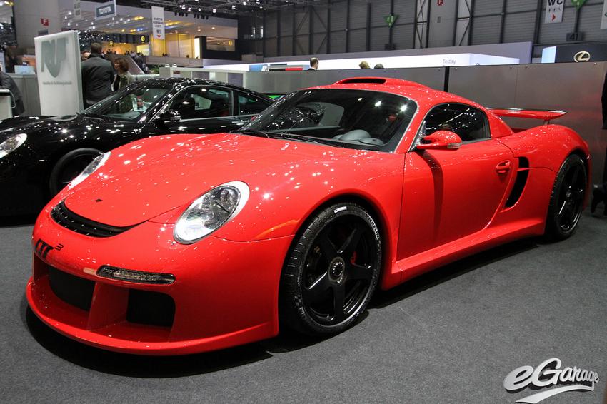 RUF Geneva Motor Show