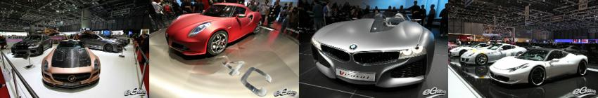 eGarage in Geneva  Geneva Motor Show