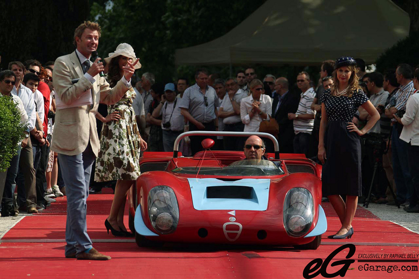 1968 Alfa Romeo 332 Villa dEste Concorso dEleganza