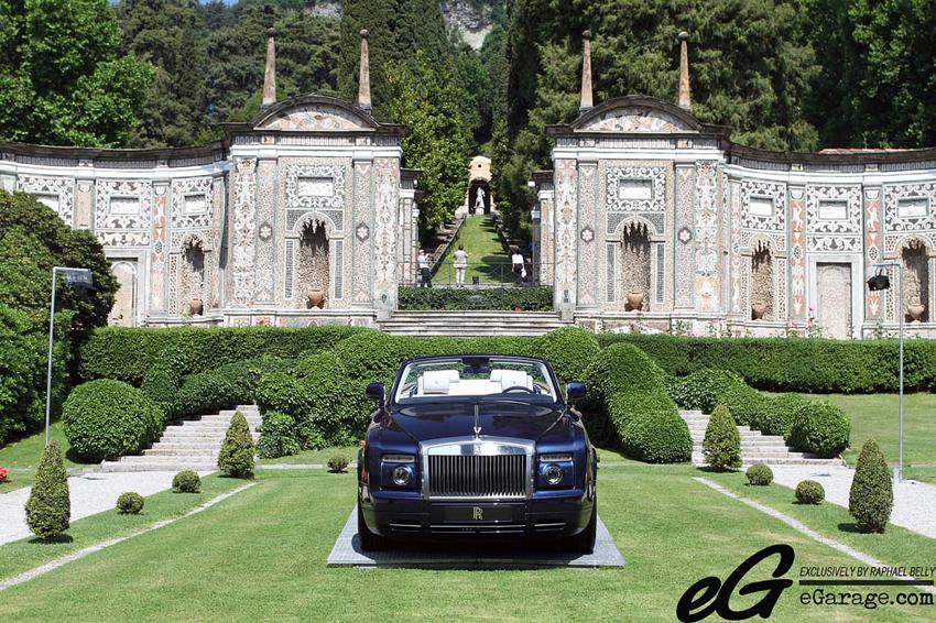 Rolls Royce Lake Como Villa dEste Concorso dEleganza