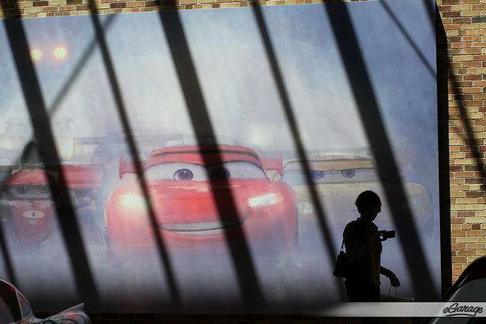 5871247740 ee40dc347e b Cars 2: Pixar Studios Motorama