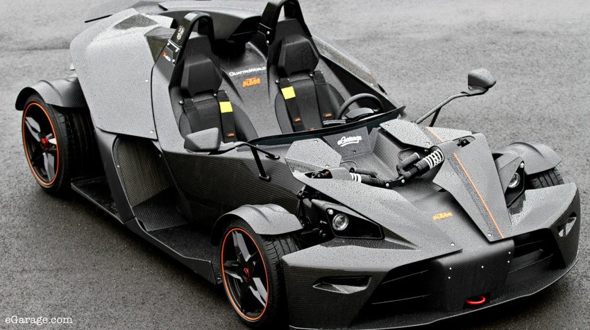 Cost Of Ktm X Bow In India