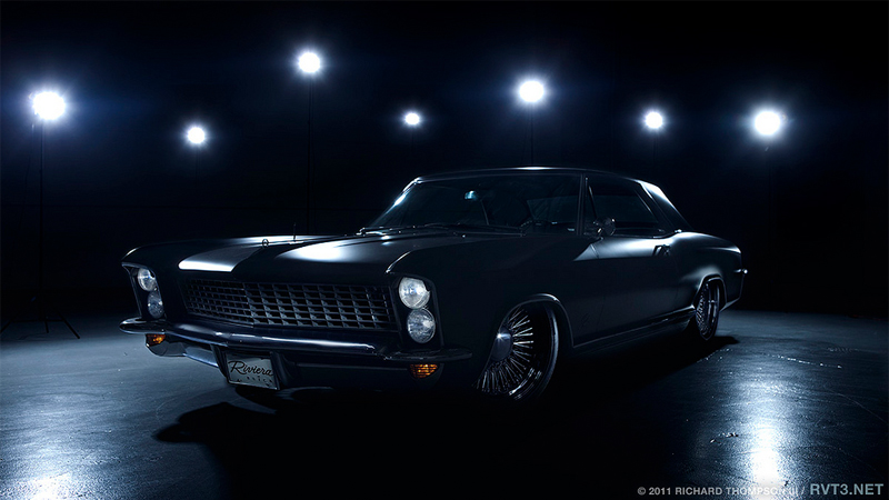 buick riviera Photo DoWorkshop™   Richard Thompson III