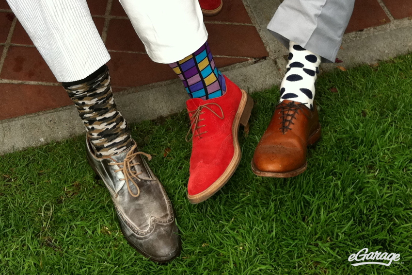 Fashion socks Pebble Beach: Passion for Fashion
