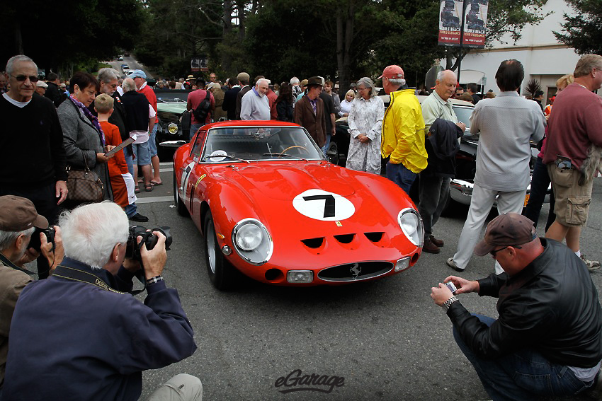 Ferrari 250 GTO Carmel by the Sea: Ocean Ave