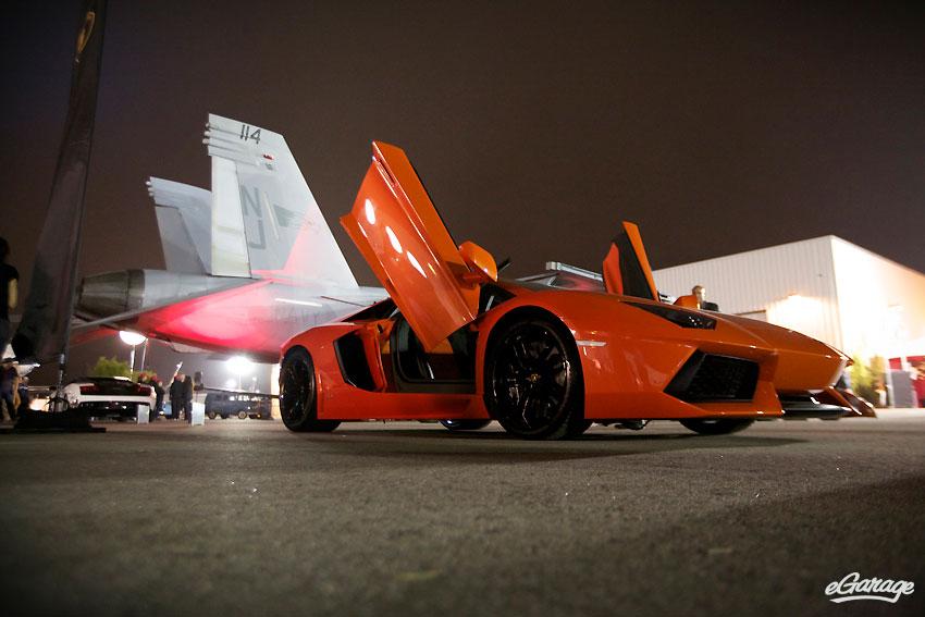 Lamborghini Aventador LP700 McCall Motorworks Revival