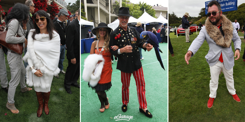Pebble Beach Concours Furs Pebble Beach: Passion for Fashion