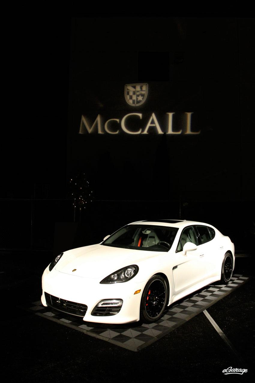 Porsche Panamera McCall Motorworks Revival