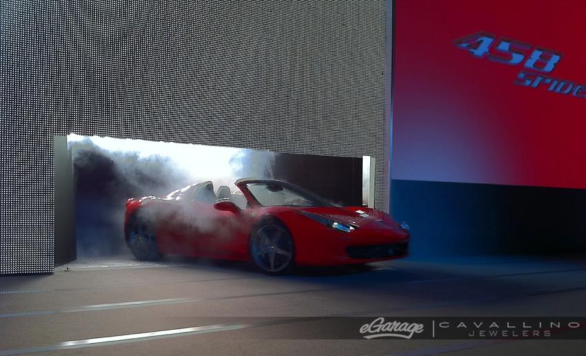 458 Spider Ferrari Ferrari 458 Spider