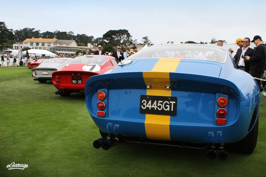 Ferrari 250 GTO 3445GT1 Ferrari 250 GTO
