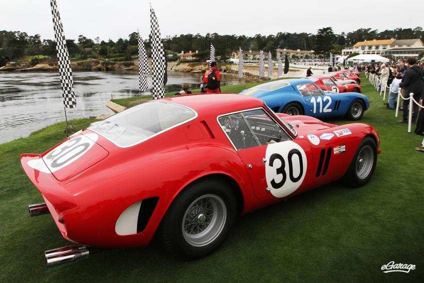 Ferrari 250 GTO 50th anniversary Ferrari 250 GTO