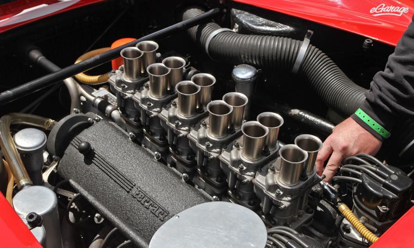 Ferrari 250 GTO V12 Ferrari 250 GTO