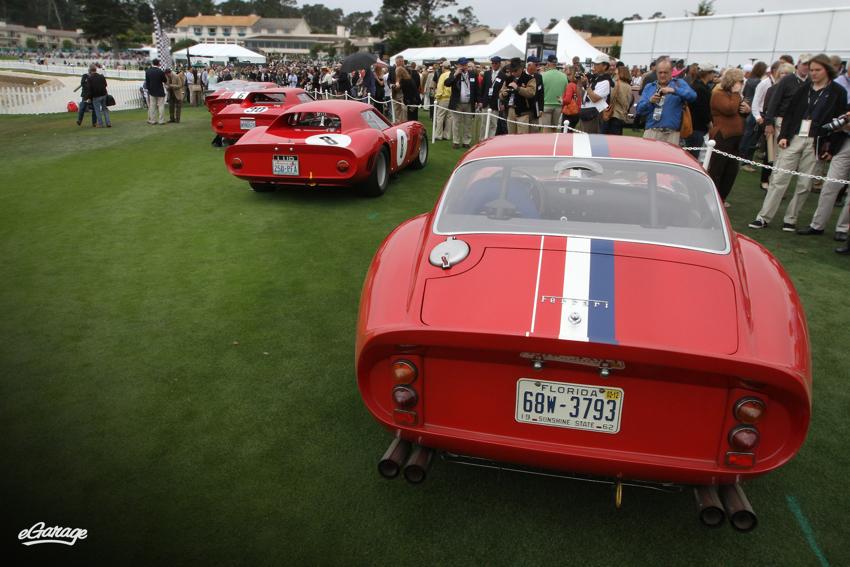 Ferrari 250 GTO concours dElegance Ferrari 250 GTO
