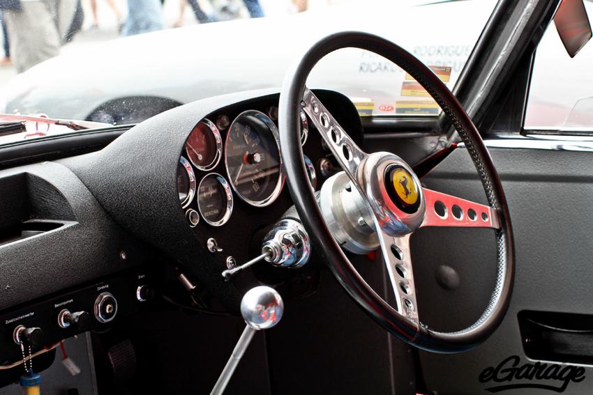 Ferrari 250 GTO steering wheel Ferrari 250 GTO