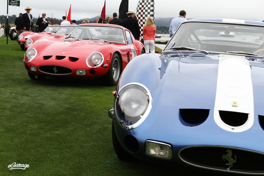 Ferrari 250 GTO tdf blue Ferrari 250 GTO