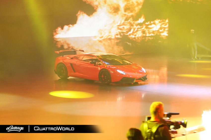 Lamborghini SuperTrofeo Stradale Lamborghini Super Trofeo Stradale