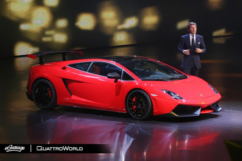Lamborghini SuperTrofeo Winkleman Lamborghini Super Trofeo Stradale
