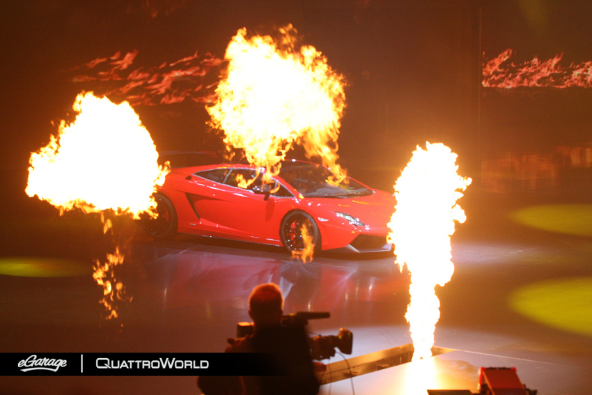 Lamborghini SuperTrofeo Lamborghini Super Trofeo Stradale