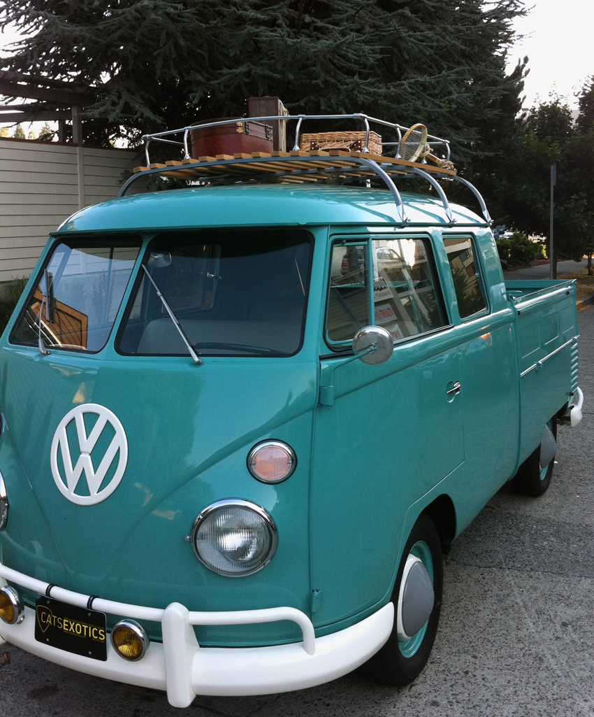 eGBus81 1962 VW Transporter: Death Cab for Cuties
