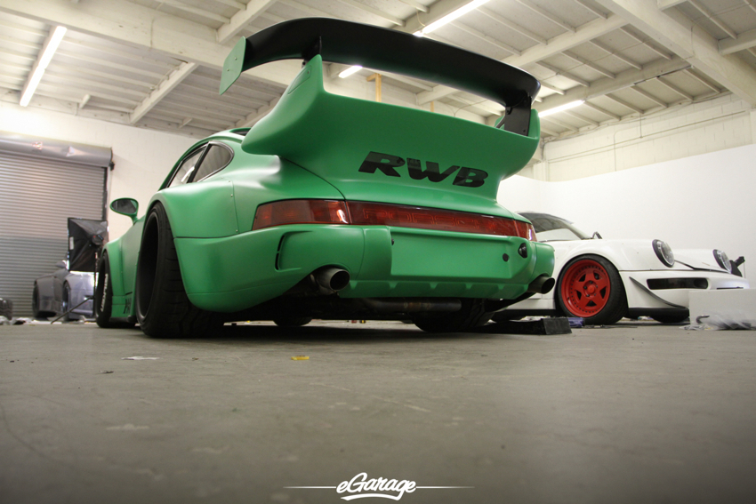 Green RWB PANDORA ONE  RWB USA