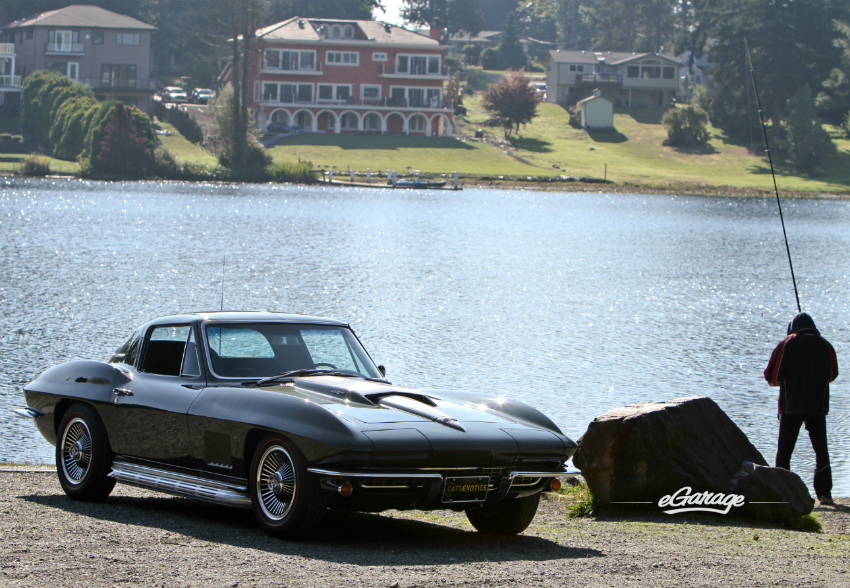 1967 Corvette Sting Ray 427