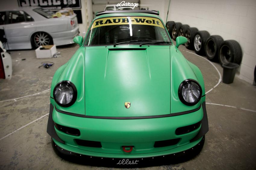 RAUH Welt Porsche RWB RWB USA