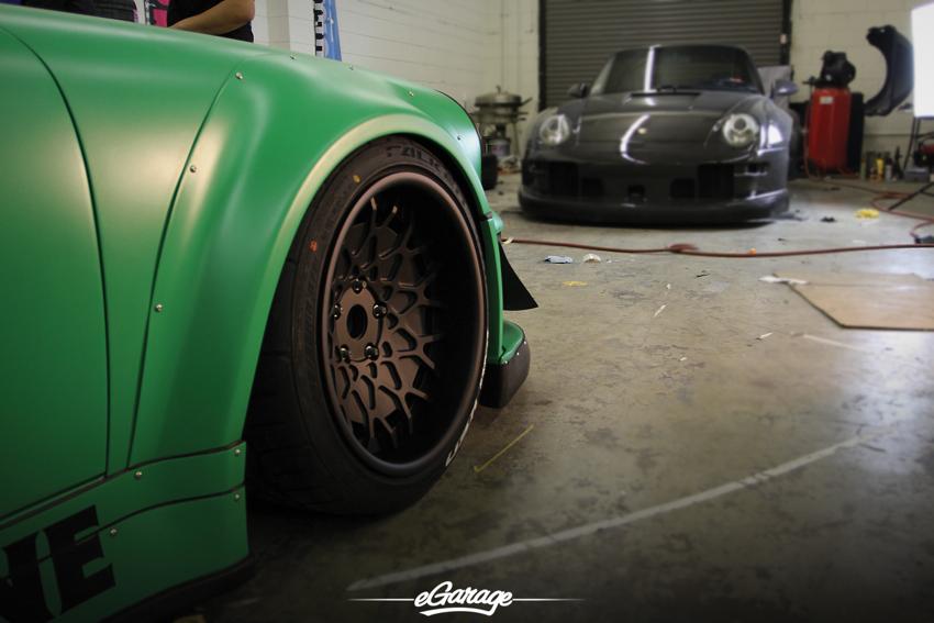 RWB Rotiform Porsche RWB USA