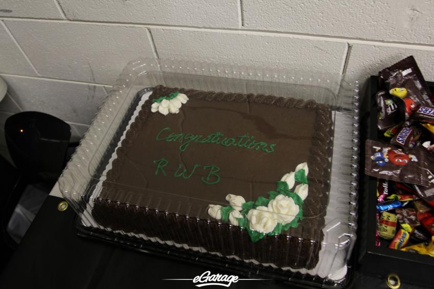 RWB cake RWB USA