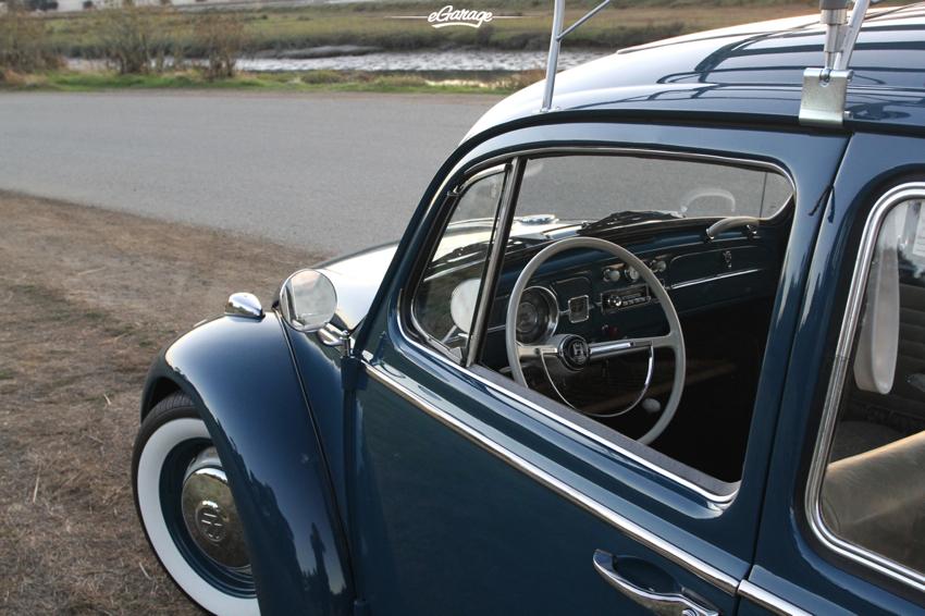 VW Interior Driver Beetle Juice   1966 Volkswagen Beetle