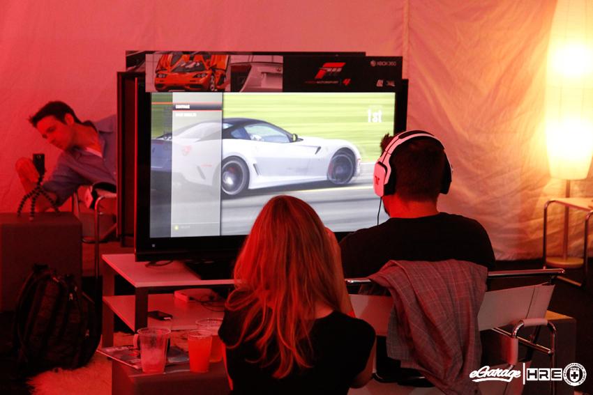 Xbox Forza4 Xbox Forza Motorsport 4 Release Party