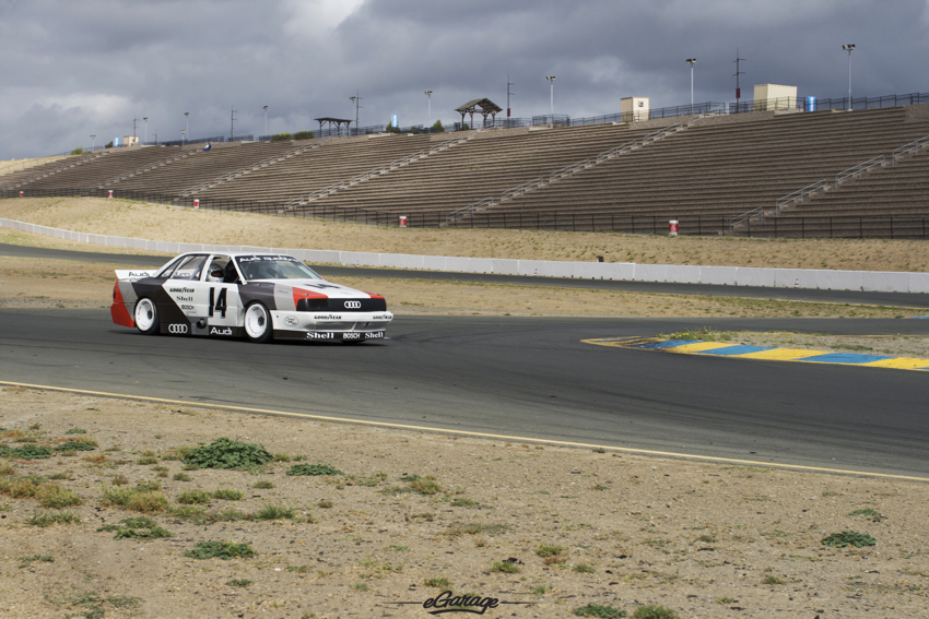 1988 Audi Quattro 200 1988 Audi 200 Quattro Trans Am