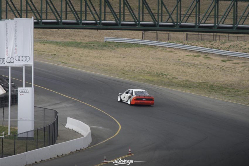 Audi Quattro 200 race 1988 Audi 200 Quattro Trans Am