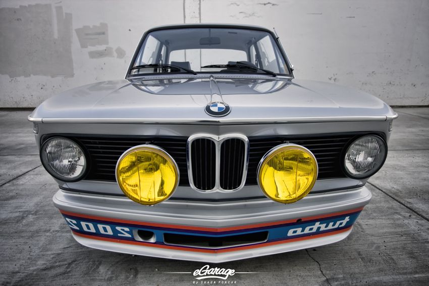 BMW 2002 Turbo Front grill BMW 2002 Turbo