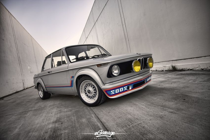 BMW 2002 Turbo BMW 2002 Turbo