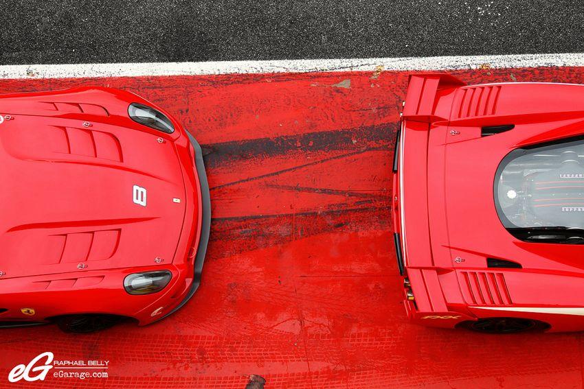 Ferrari 599XX Ferrari FXX Ferrari Challenge | From California to Italy