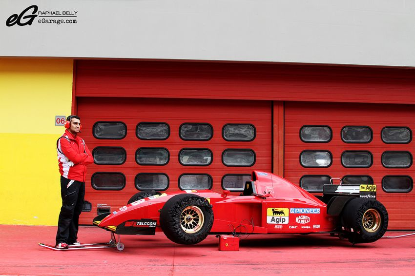 Ferrari F1 Mugello Ferrari Challenge | From California to Italy