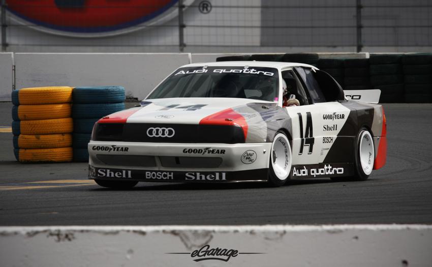 Quattro 1988 Audi 200 Quattro Trans Am