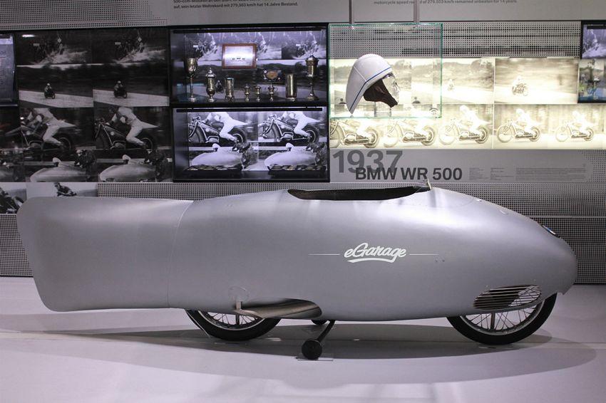 1930 BMW WR500 BMW Museum