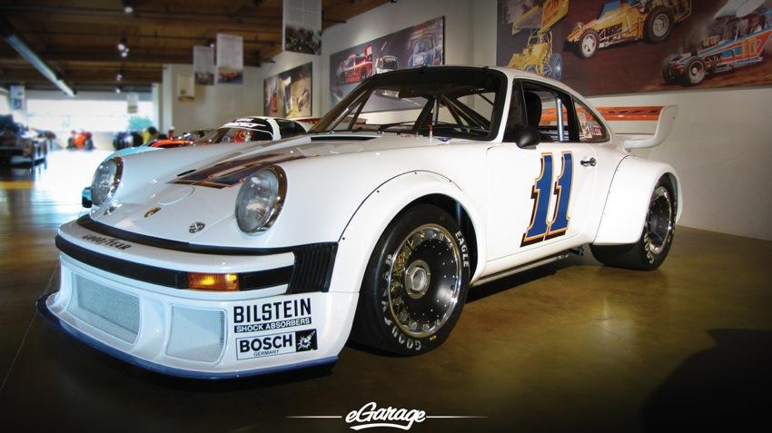 1977 Porsche 934 Canepa Bruce Canepa: Collector of Fast