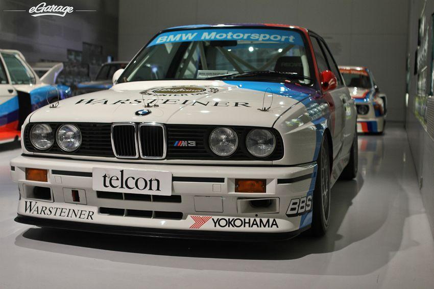 BME E30 M3 BMW Museum
