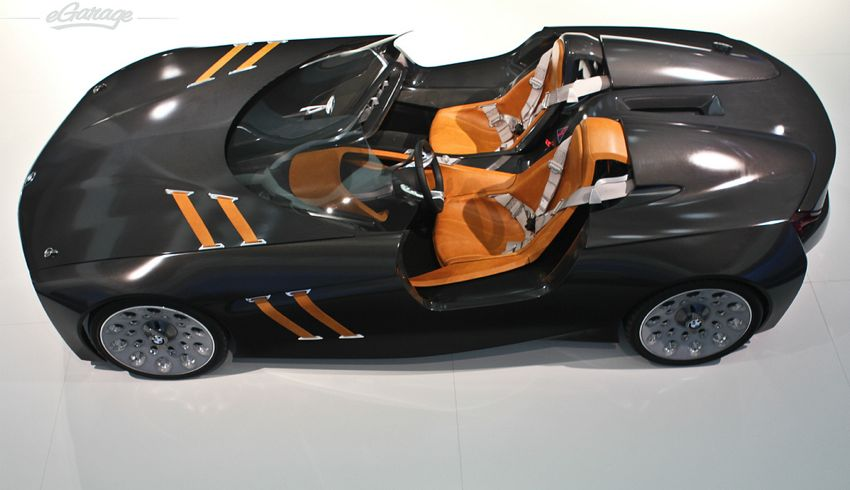 BMW 328 Hommage BMW Museum