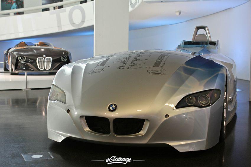 BMW Concept car BMW Museum