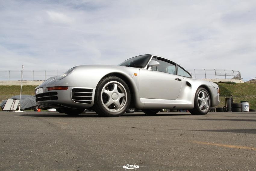 Canepa Porsche 959 Bruce Canepa: Collector of Fast