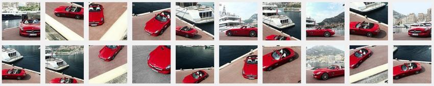 MERCEDES SLS AMG Mercedes Benz SLS Roadster