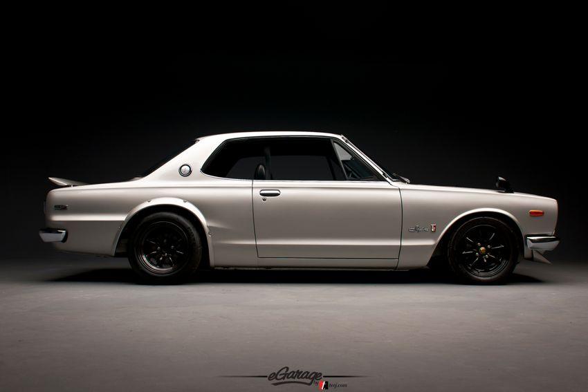 Nissan GTR egarage 1971 Skyline GT R