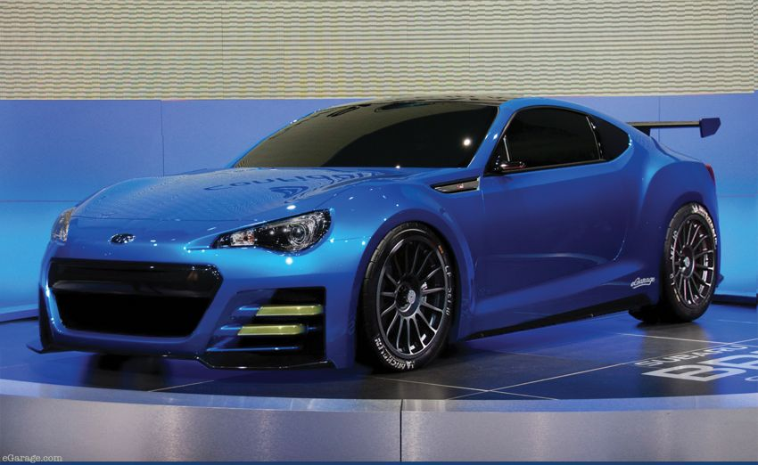 SUBARU BRZ eGarage Toyota, Scion and Subaru