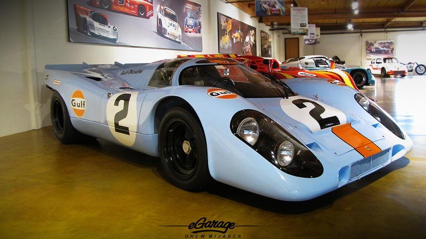 porsche 917 k Bruce Canepa: Collector of Fast